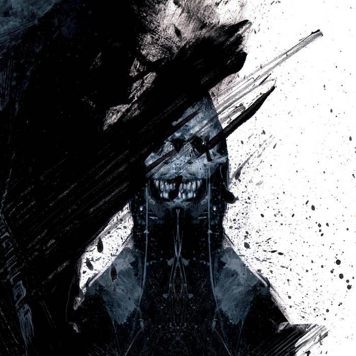 Graven Burn Everything Reckoner: Digital Split Release cover art