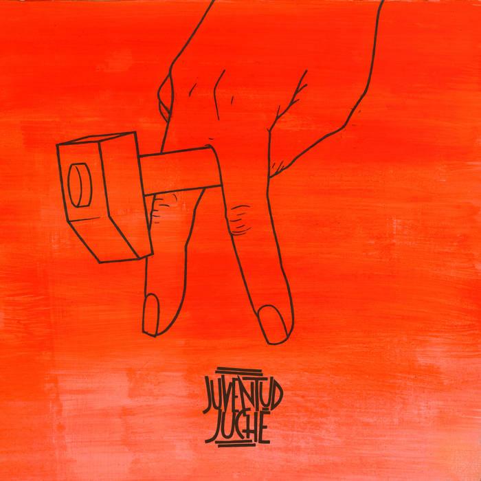Juventud Juché Ep cover art