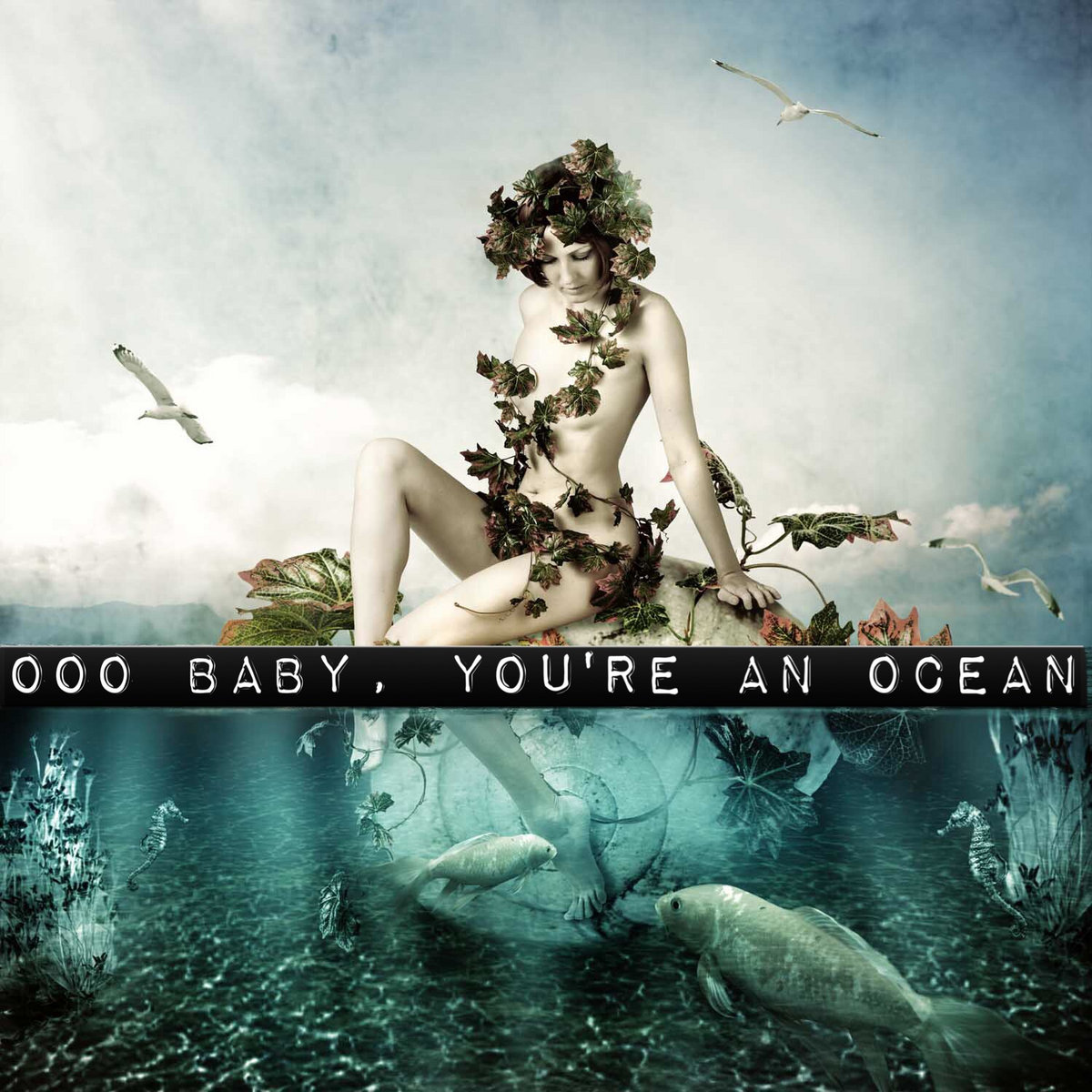 Ooo Baby,You're an Ocean by Doug Elkins