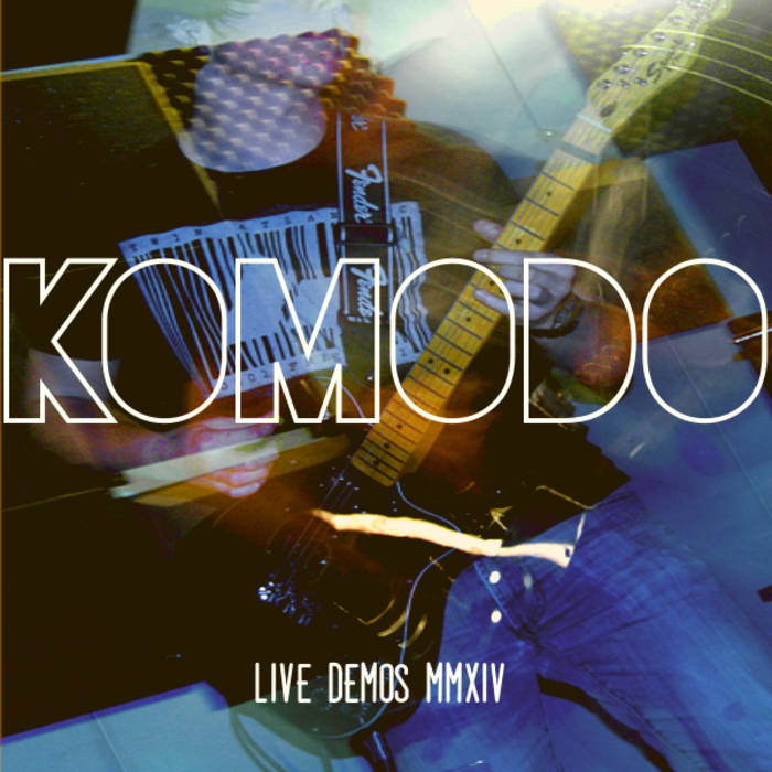 DEMOS (2014) cover art