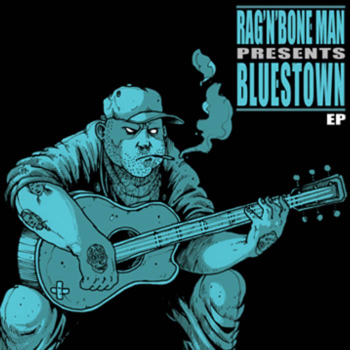 Bluestown EP cover art