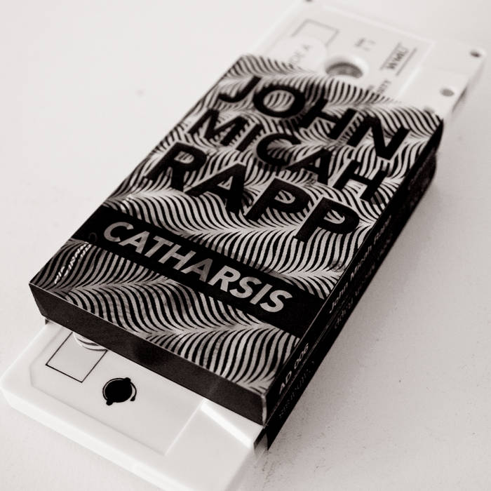 AD006  John Micah Rapp  'Catharsis' cover art