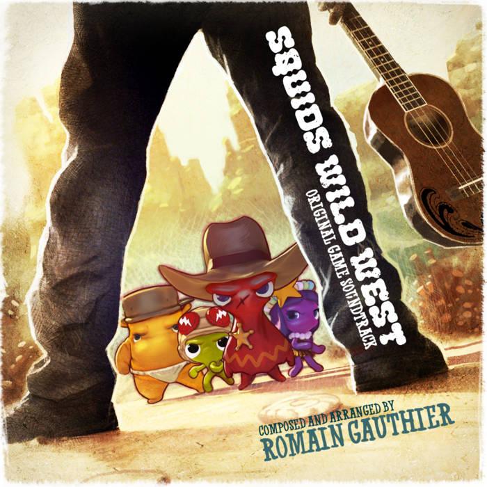 Squids Wild West cover art