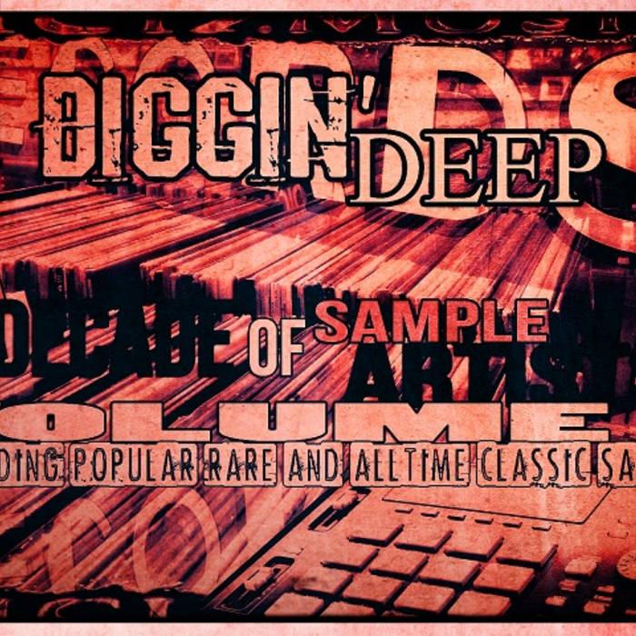 Diggin Deep Vol. 6 cover art