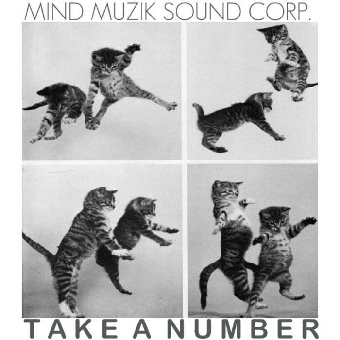 Take A Number cover art