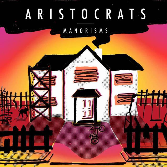 Manorisms EP cover art