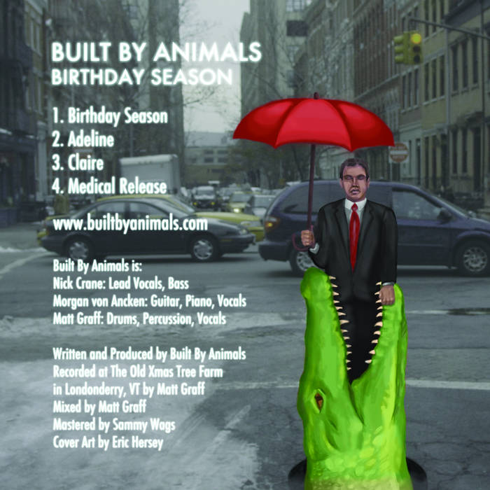 Birthday Season cover art