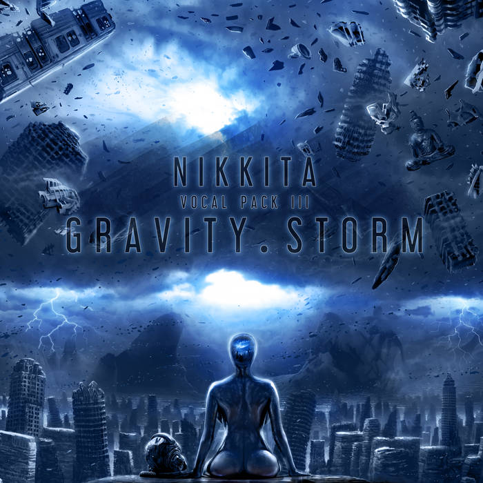 Gravity Storm cover art