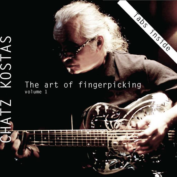 The art of Fingerpicking volume 1 cover art