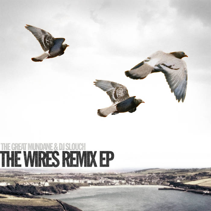The Wires EP (Free DL) cover art