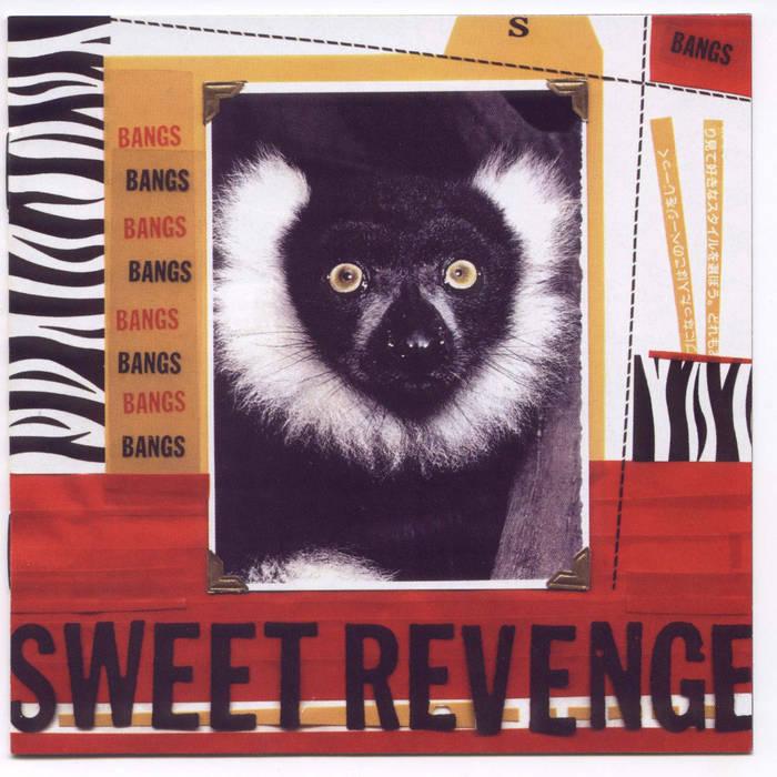 Sweet Revenge cover art