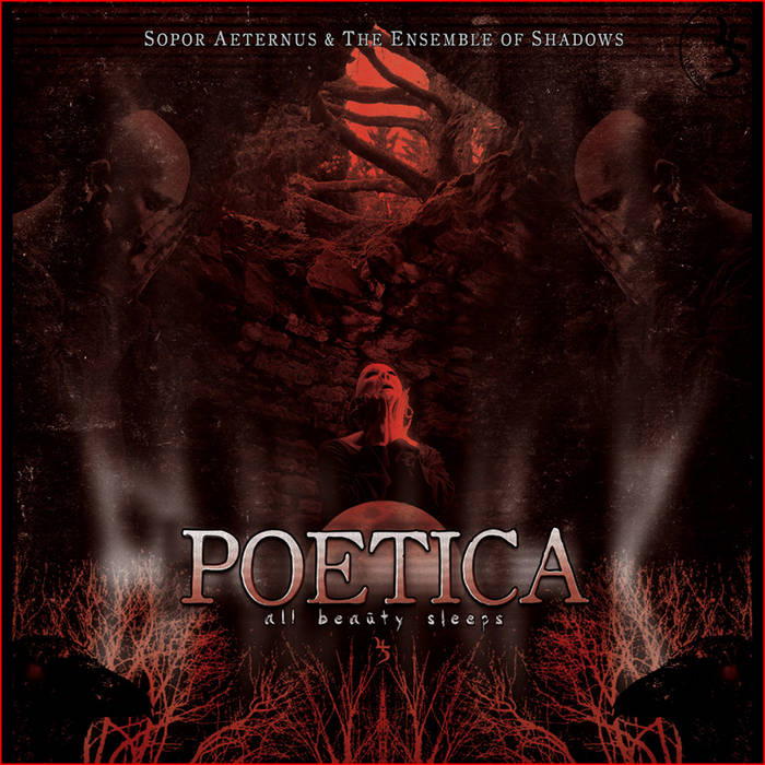POETICA - all beauty sleeps cover art