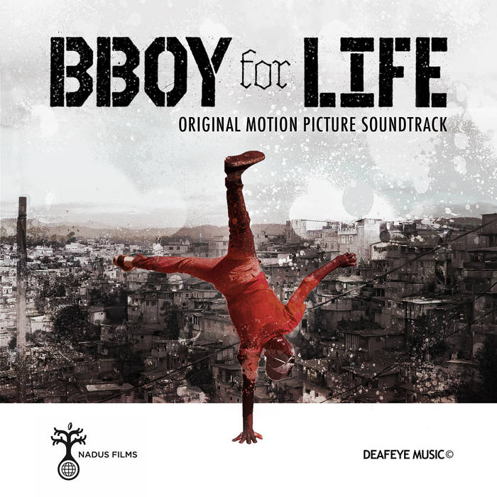 BBoy for Life (Original Motion Picture Soundtrack) cover art