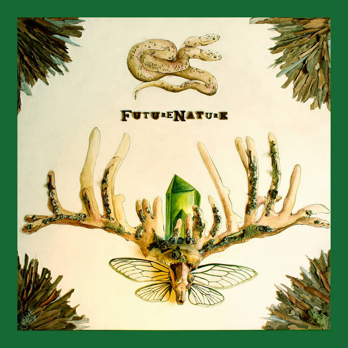 FutureNature II cover art