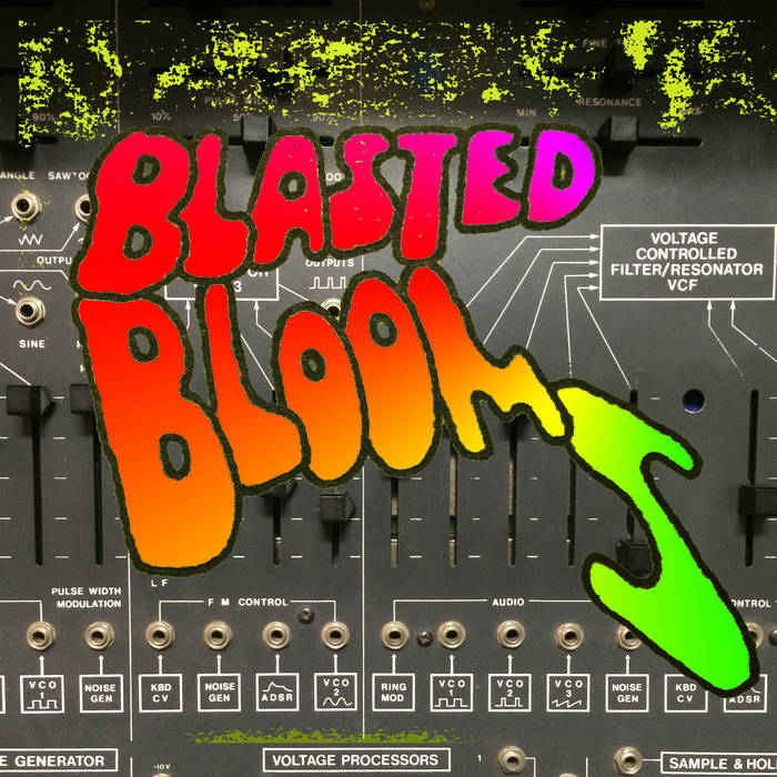 Blasted Blooms cover art