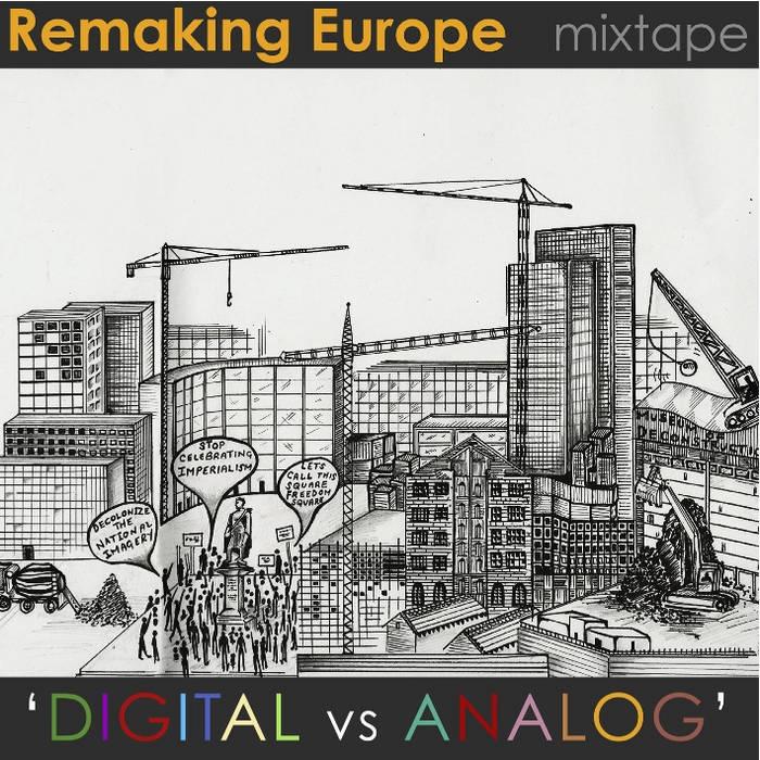 Digital vs Analog cover art