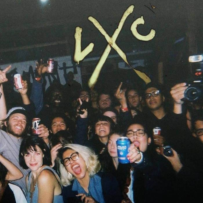 LxC cover art