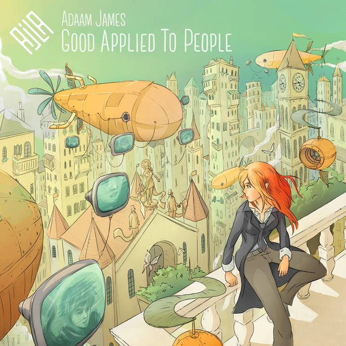 Good Applied to People cover art