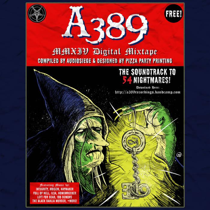 A389 2014 FREE DIGITAL MIXTAPE cover art