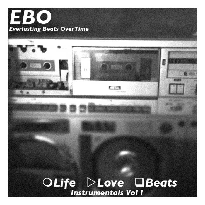 Life Love Beats Volume I cover art