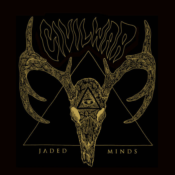Jaded Minds cover art