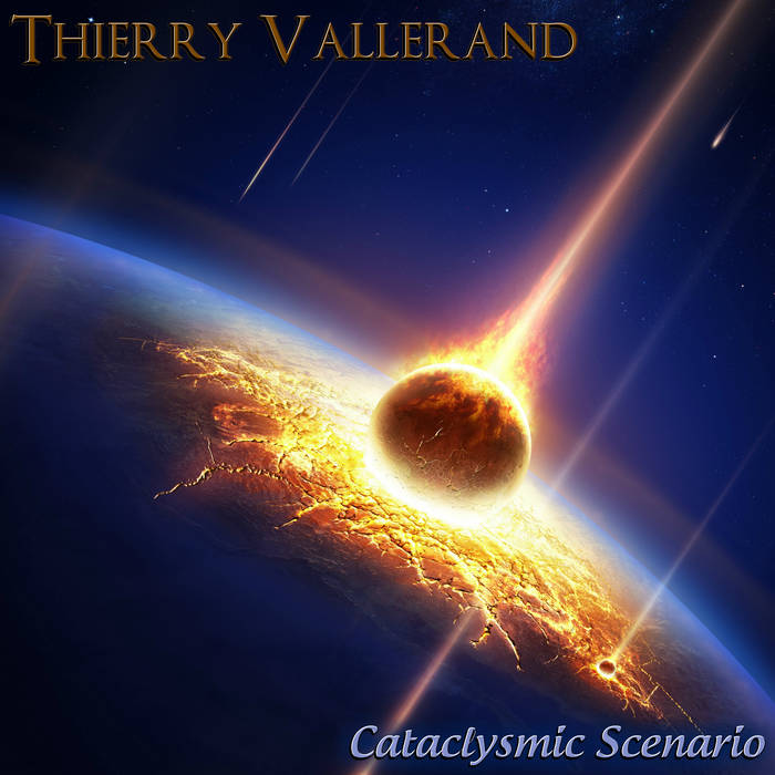 Cataclysmic Scenario cover art