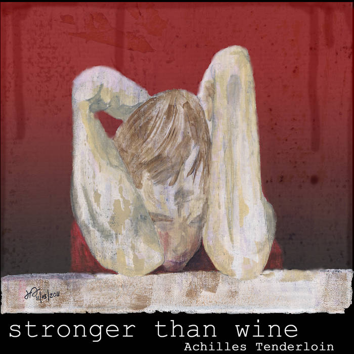 Stronger Than Wine cover art
