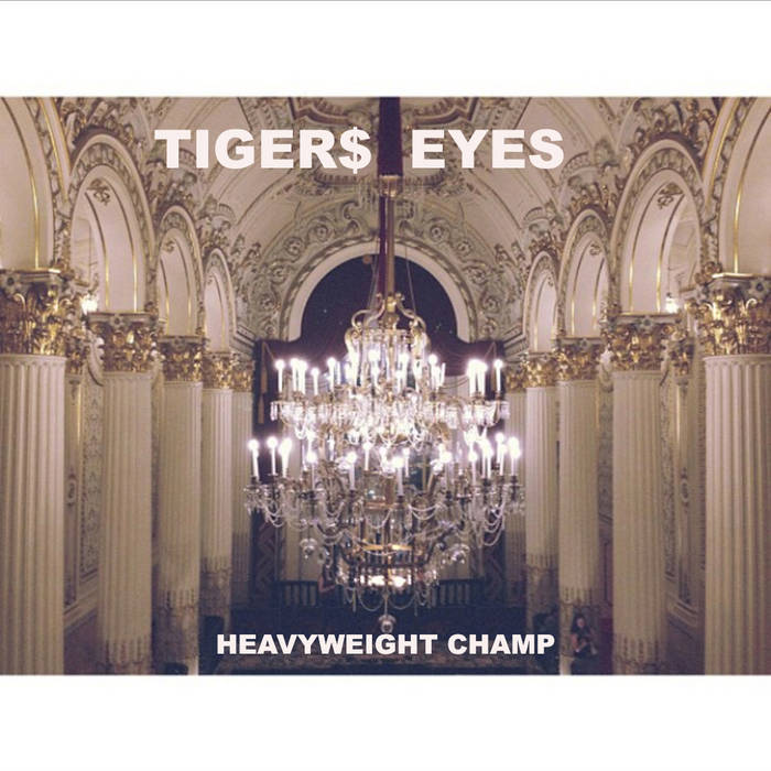 Heavyweight Champ cover art