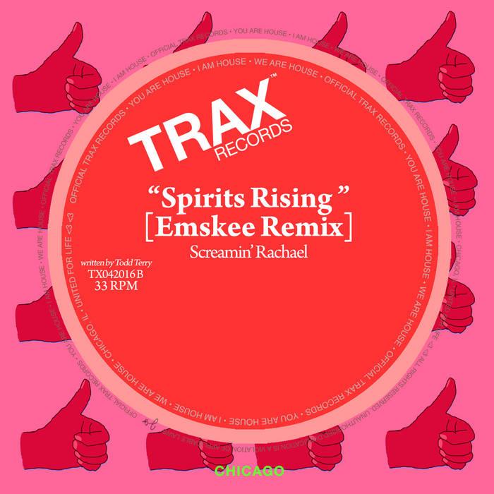 Spirits Rising [Emskee Remix] cover art