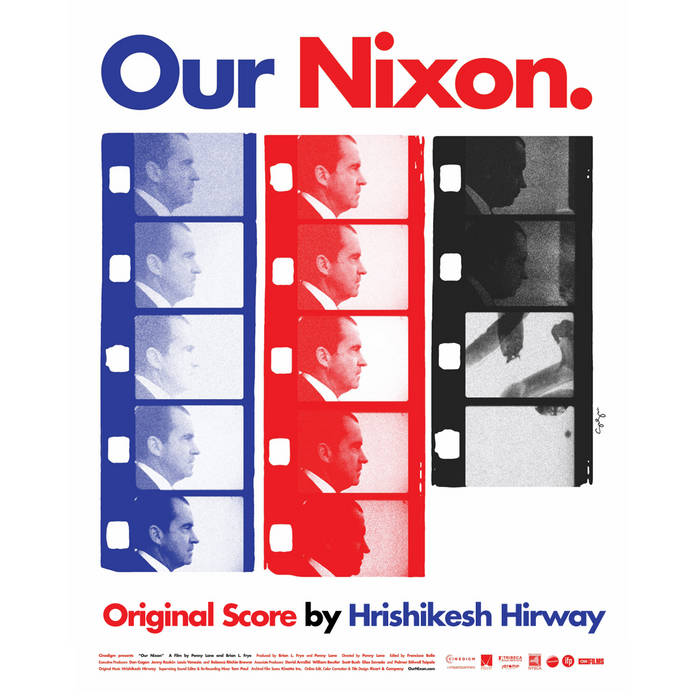 Our Nixon - Original Score cover art