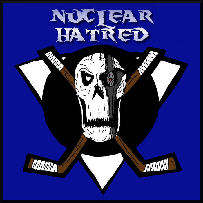 Nuclear Hatred cover art