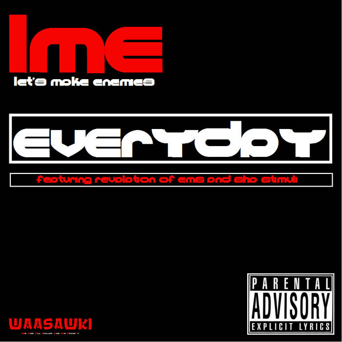 Everyday Featuring Revalation of EMS and Sha Stimuli cover art