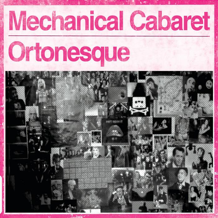 Ortonesque cover art