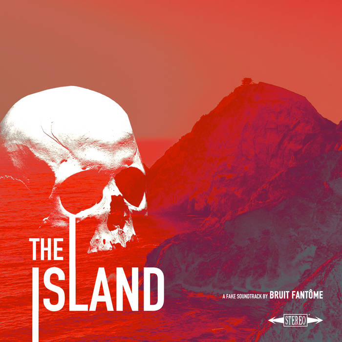 The Island (a fake soundtrack) cover art
