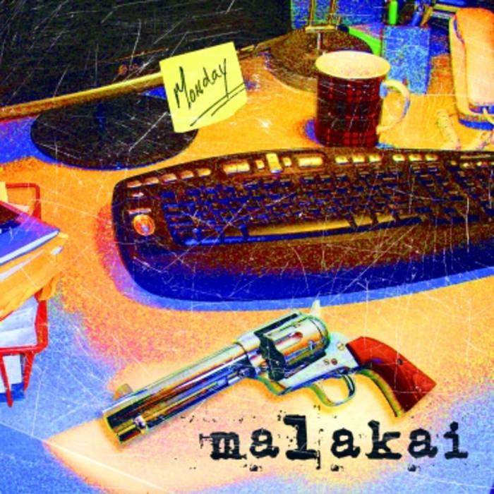 Monday cover art
