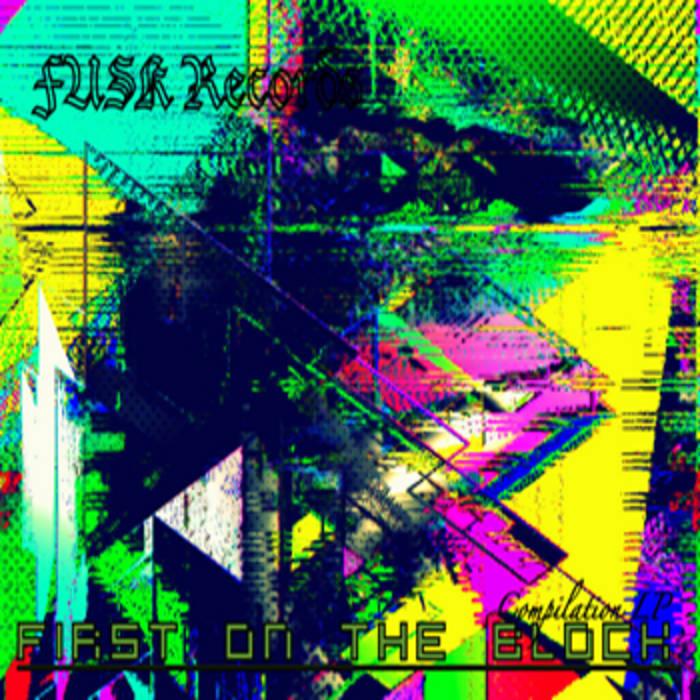 Fusk Records' First on the Block cover art