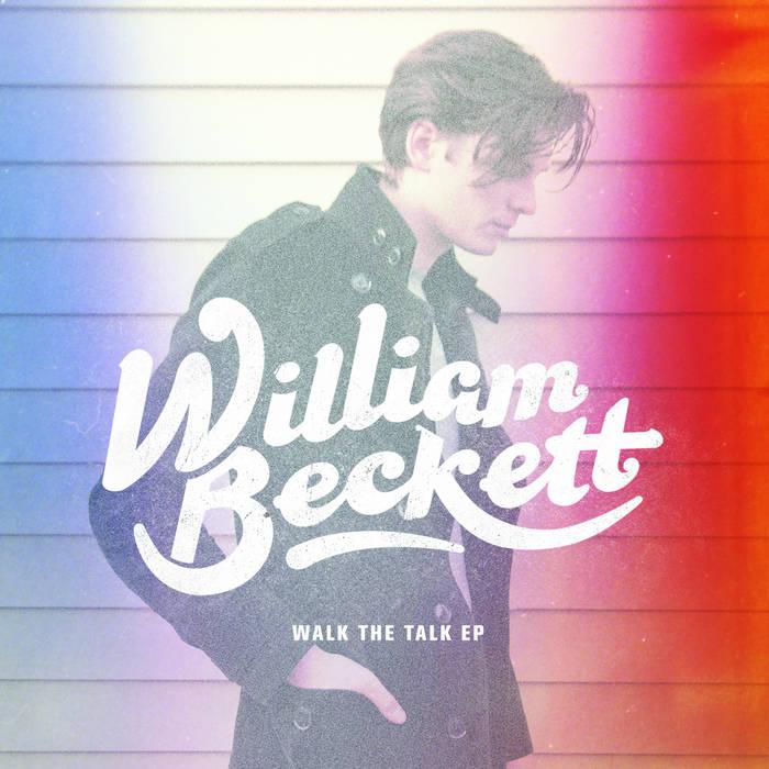 Walk The Talk - EP cover art