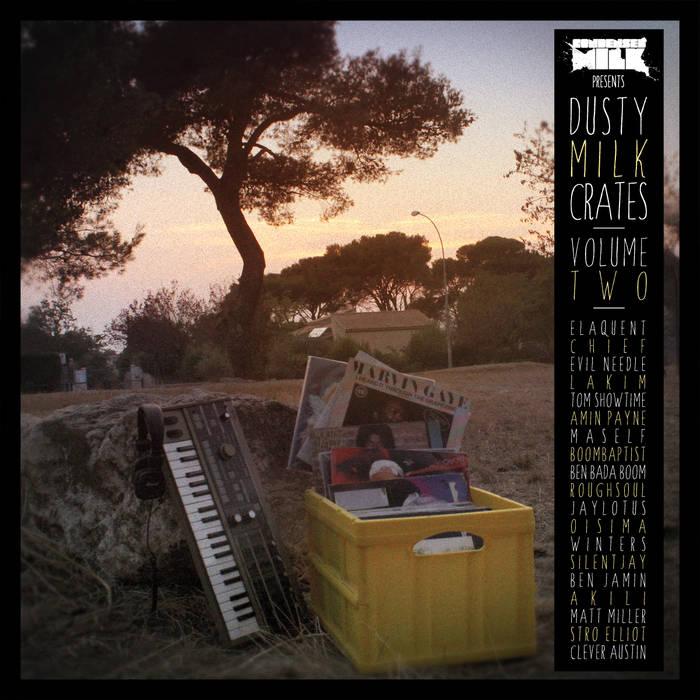 Dusty Milk Crates Vol.2 cover art