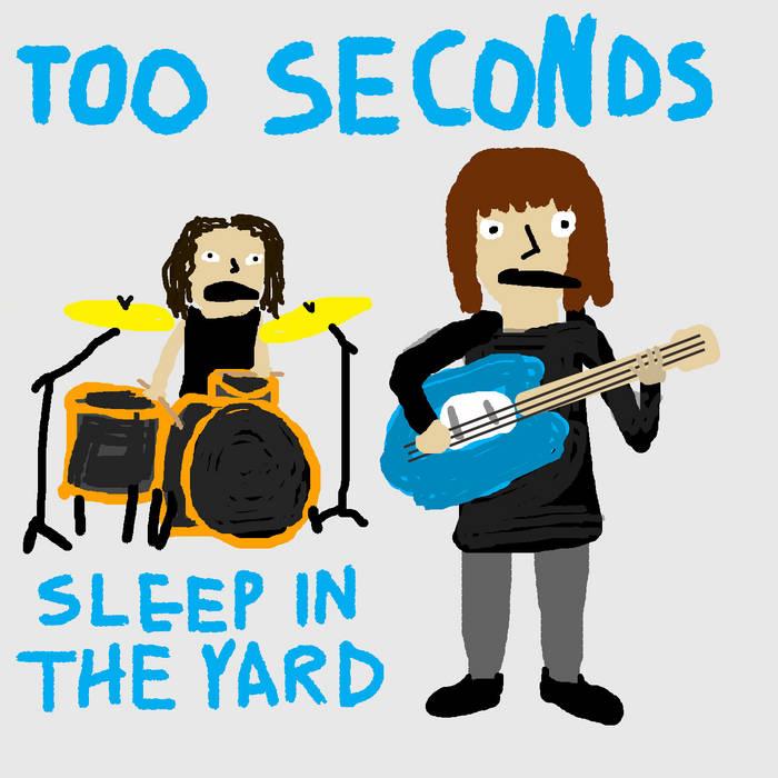 Sleep in the Yard cover art