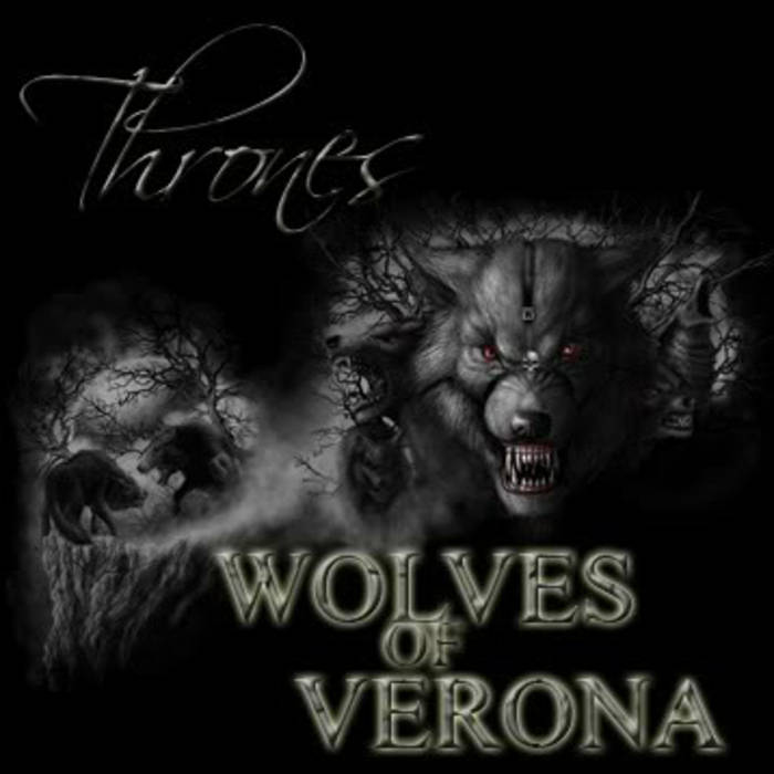 Wolves Of Verona Demo/EP cover art