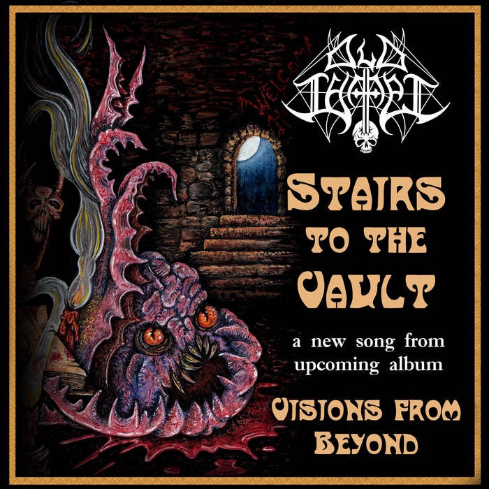 Stairs to the Vault cover art