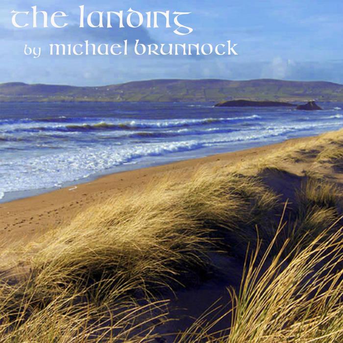 THE LANDING cover art