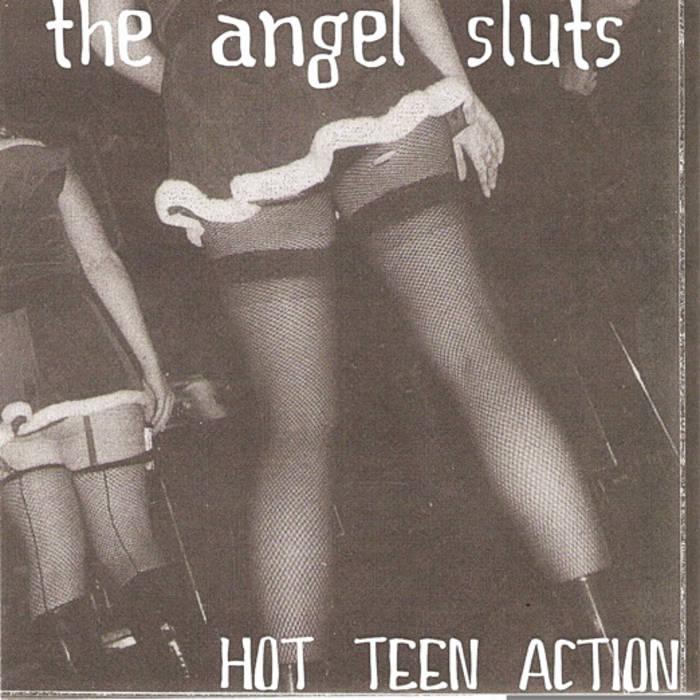 Hot Teen Action cover art