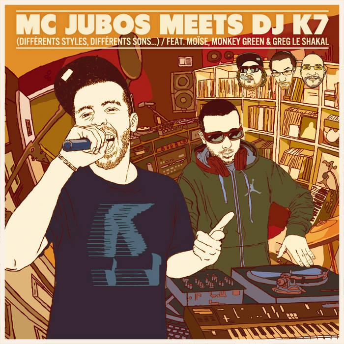 MC JubOs meets Dj k7 cover art