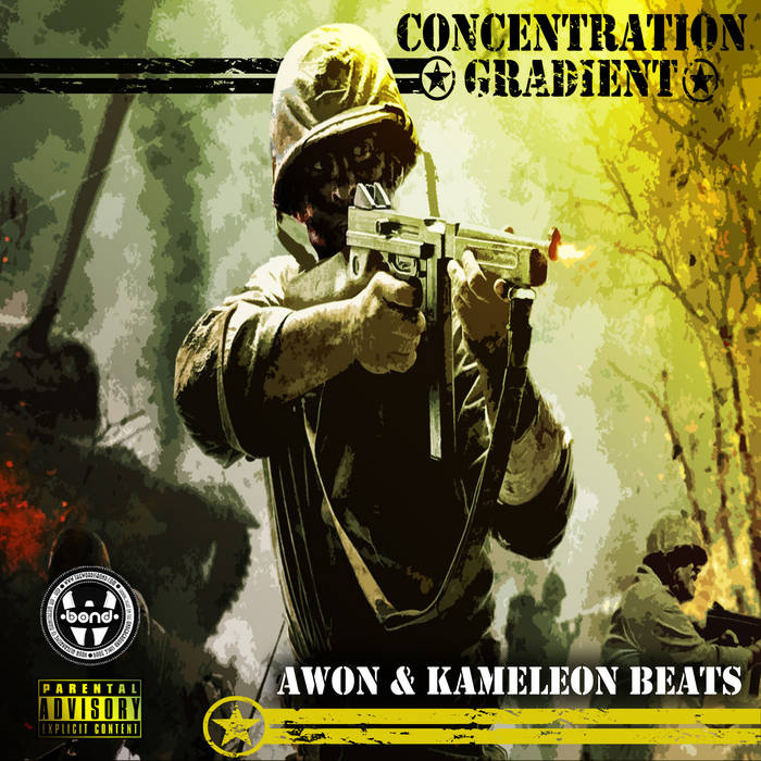 Concentration Gradient Instrumentals cover art
