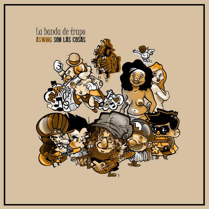 Aswing son las cosas (2015) cover art
