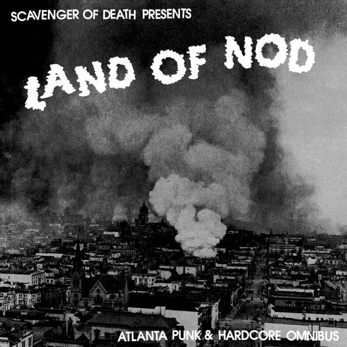 LAND OF NOD: ATLANTA PUNK & HARDCORE cover art