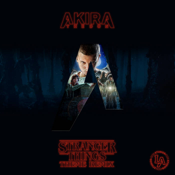 Stranger Things Theme Remix cover art