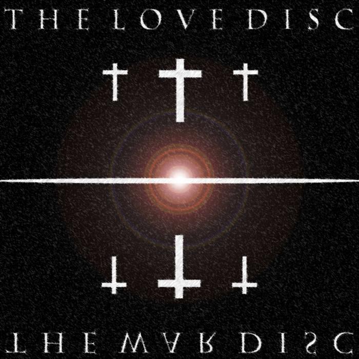 InLove&WAR (The War Disc) cover art