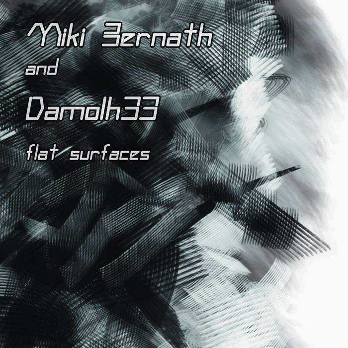"4mg Records - Miki Bernath & Damolh33 tape ""Flat Surfaces"" out now"